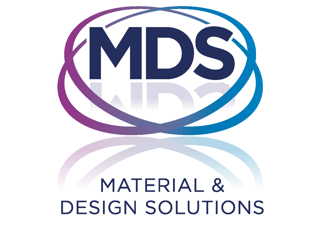 Material and Design Solutions Logo